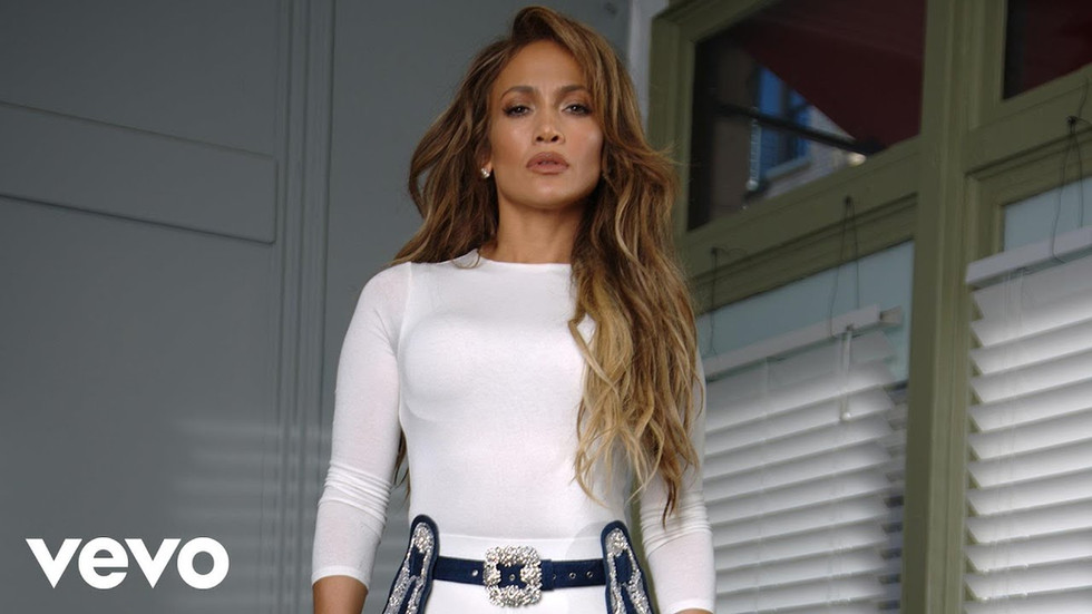 JLO: AIN'T YOUR MAMA