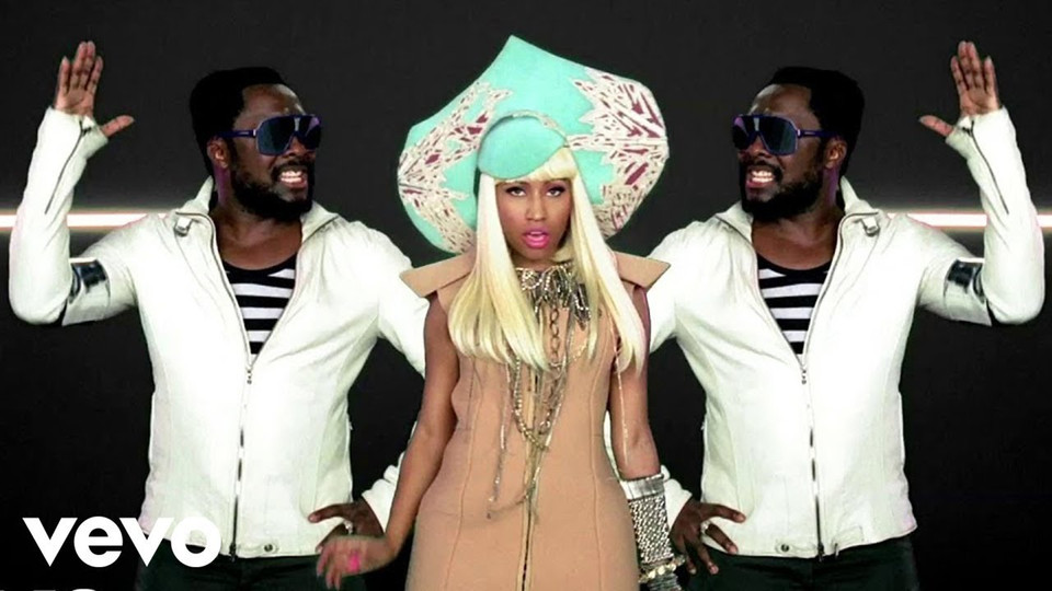 CHECK IT OUT: WILL.I.AM  & NICKI MINAJ