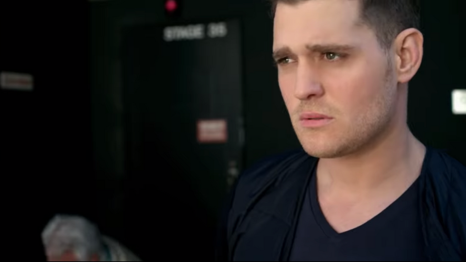 HOLLYWOOD: MICHAEL BUBLE