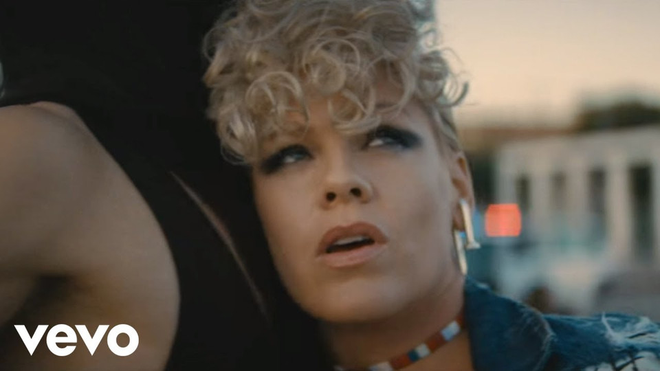 WHAT ABOUT US: P!NK