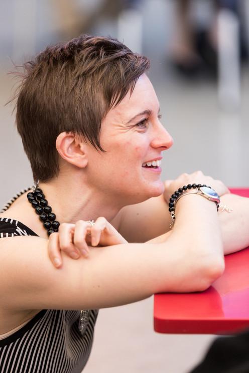 RCV Artistic Director Sarah Penicka-Smit