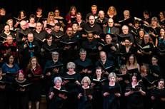 "Carmina Burana ""Come & Sing"" choristers with River City Voices singers rehearsing for Carmina Burana.jpg"