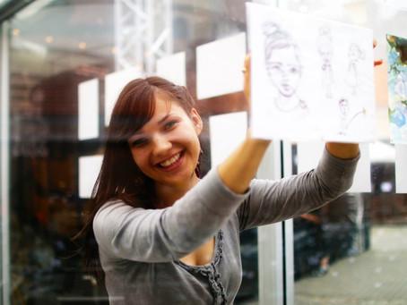 Iliustracijos pasaulyje: laimė svarbiau nei sėkmė