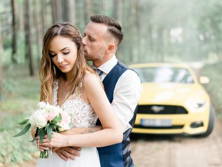 Evelinos & Mariaus vestuvių foto istorija