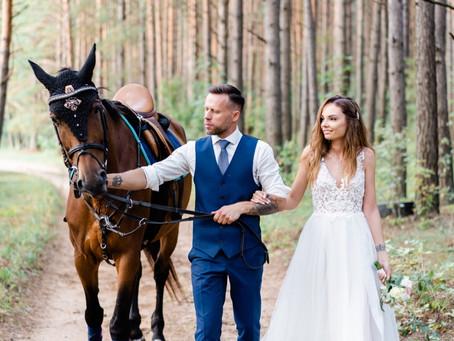 M&E Wedding Story
