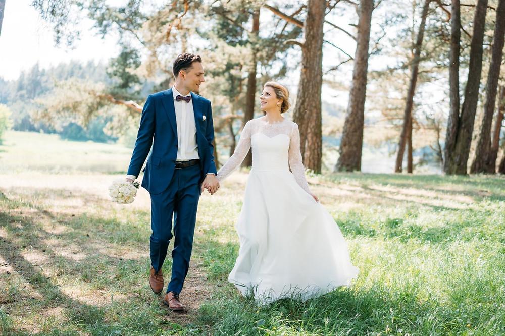 Vestuvių fine art fotografas