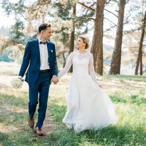 Loretos ir Edvino vestuvių foto istorija
