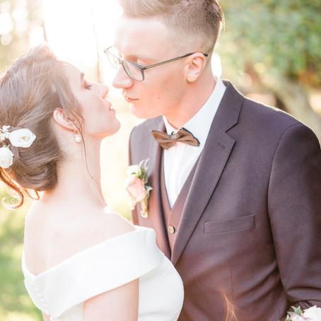 A&M Wedding Day