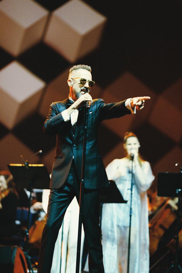 """Lino Adomaičio koncertas """"Vandenynai"""""""