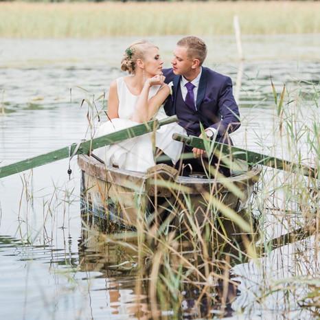 Rūtos & Martyno vestuvių foto istorija