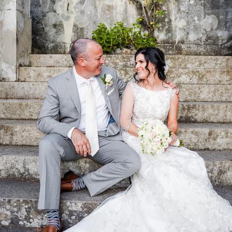 Michael & Ariel Wedding Story (Varenna, Lake Como, Italy)