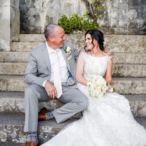 Ariel & Michael vestuvių foto istorija (Komo ežeras)