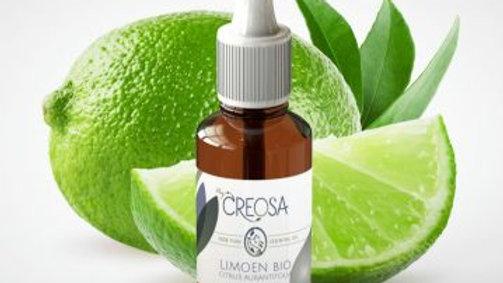 By Creosa Limoen(Citrus Aurantifolia) Bio 10 ml
