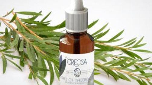 By Creosa Tee Tree of Theeboom (Melaleuca Alternifolia Bio 10 ml