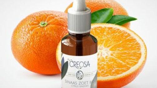 By Creosa Sinaas zoet (citrus Sinensis) Bio 10 ml
