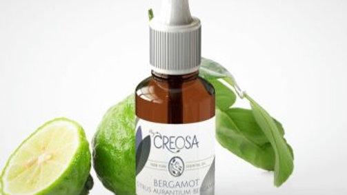 By Creosa Bergamot (Citrus Aurantium Bergamia 10 ml )