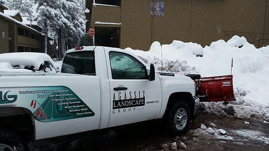 Snow removal Flagstaff, AZ