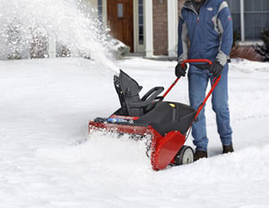 Residential Snow Removal for Second-home Owners