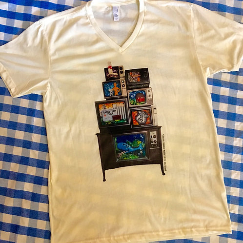 """""""Changing Channels"""" T-Shirt"""