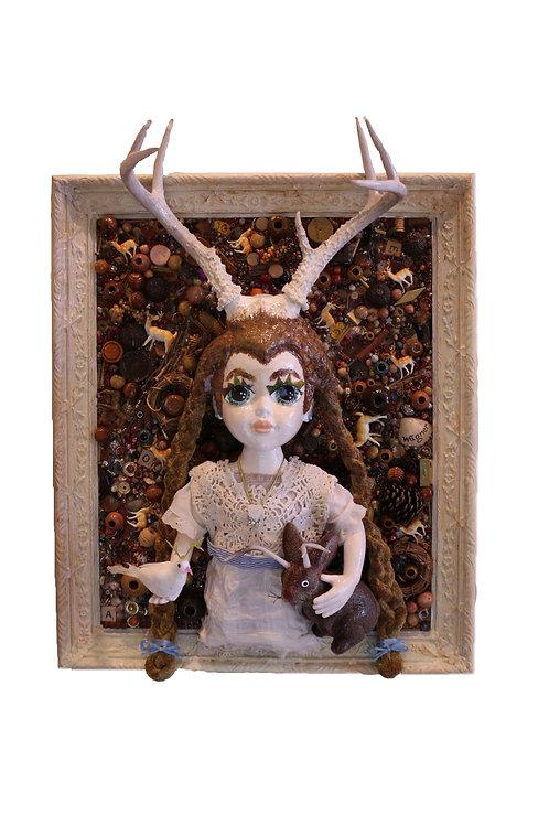 Antlers Deer Festival SOLD