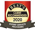 2020 Best's Client Recommended Service P