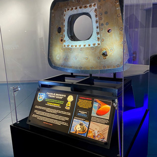 Apollo 10 Hatch Door