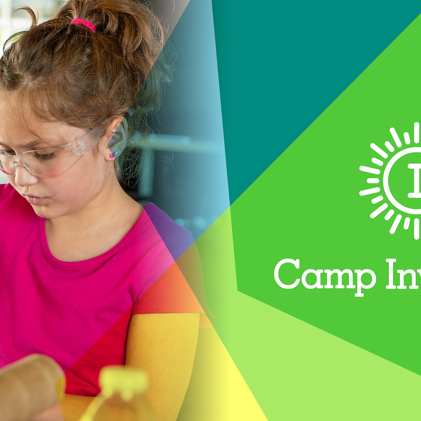 Camp Invention: Recharge - July 19-23
