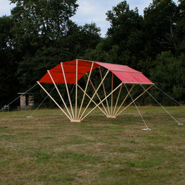 Two Pavilions