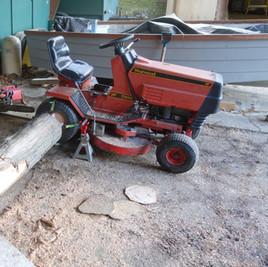 Tractor Lathe