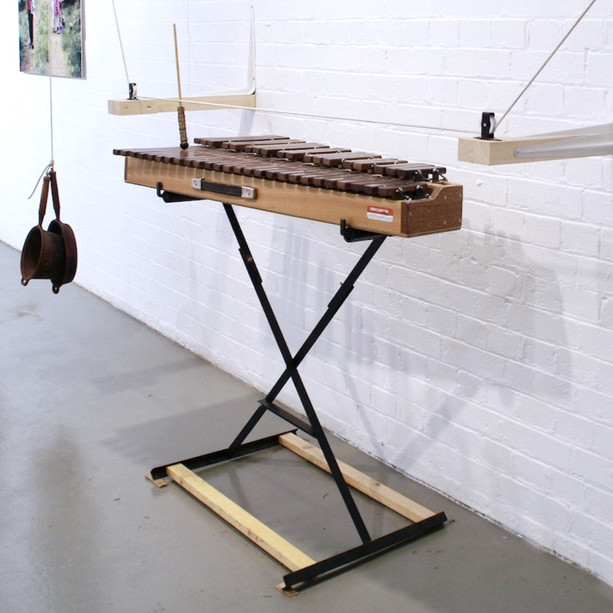Door Rope Xylophone
