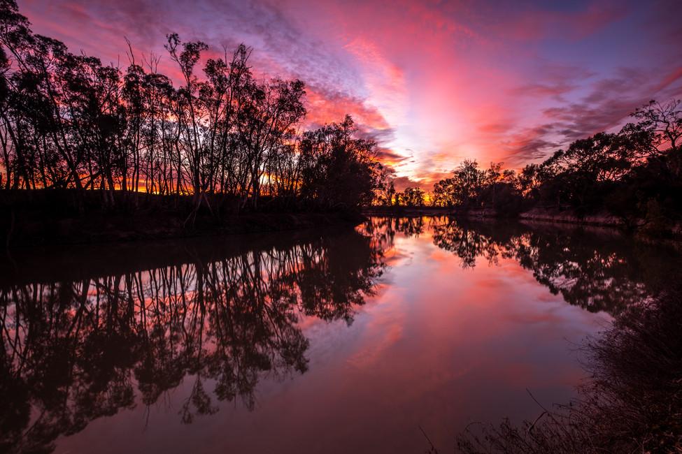 Lake Victoria sunrise