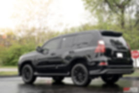 lexus gx blackout package