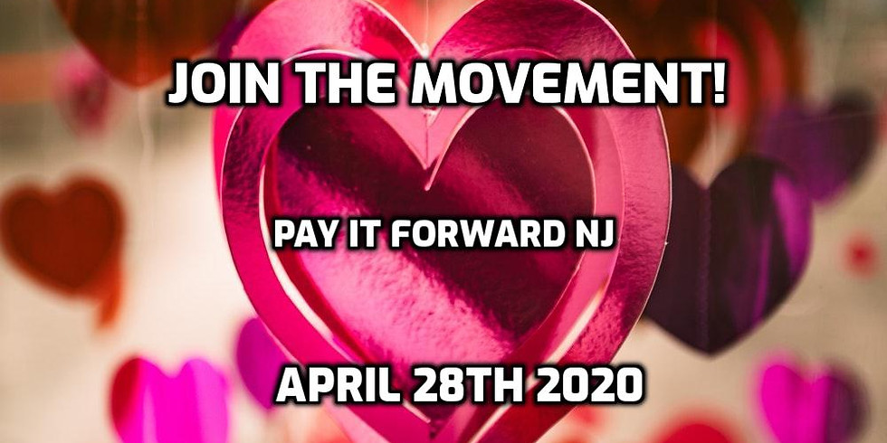 Pay It Forward Day in New Jersey!