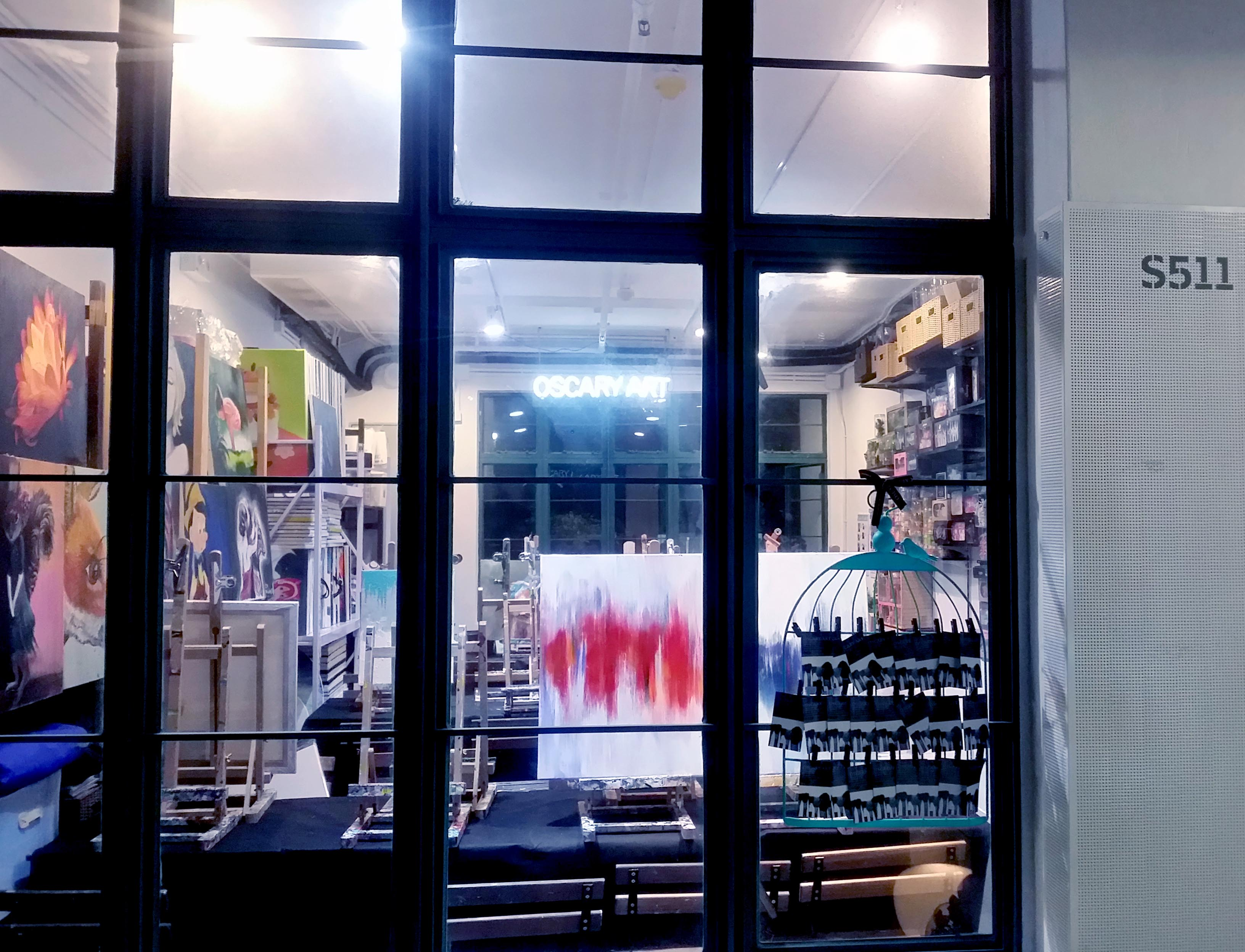 Oscary Art Studio PMQ S511
