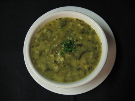 Persain barley soup