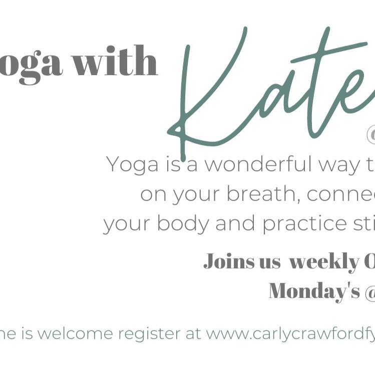 Monday Night Yoga