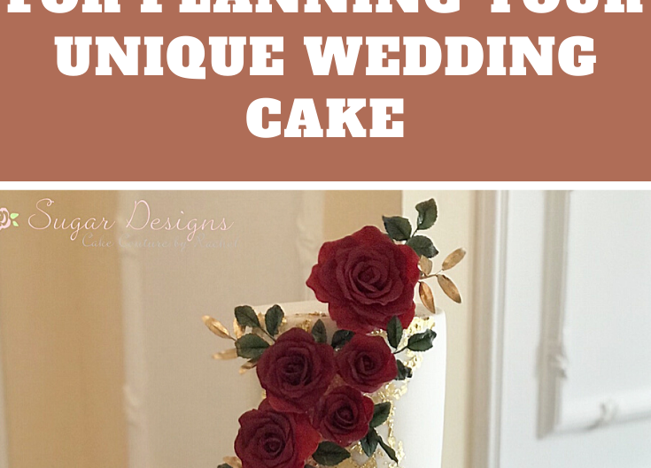 Inspiration and advice for your unique wedding cake