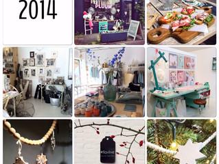 2014 een mooi begin & 2015 nieuwe ideeën