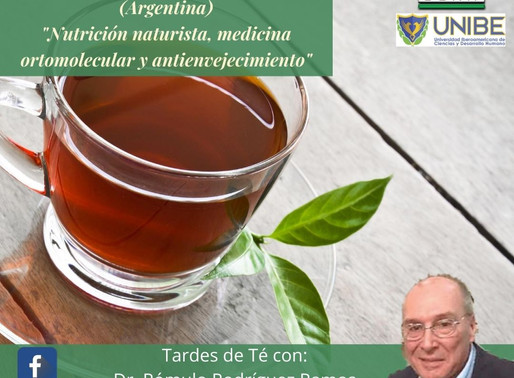 Nutrición Naturista, Medicina Ortomolecular y Antienvejecimiento 🍃