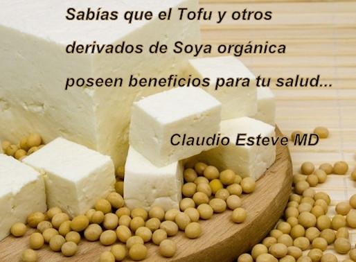 Tofu y derivados de soya orgánica 🌎