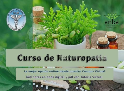 Diplomado en Naturopatia Online 2020 🌱🍃