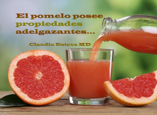 Pomelo, la fruta que te hace adelgazar🌱