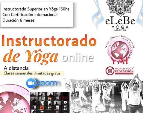 Instructorado Superior de Yoga