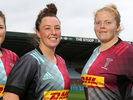 Researchers partner with England's Harlequins on Rugby Research