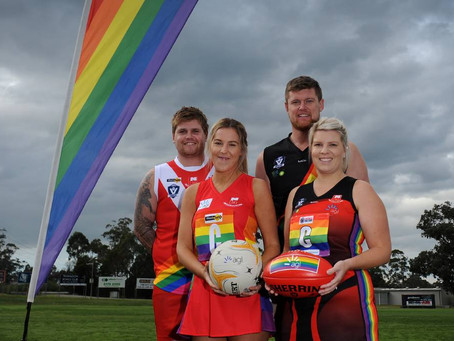 Pride Games hold promise