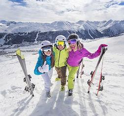 Bonos de clases de esqui baqueira beret