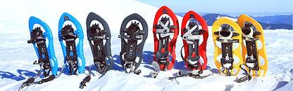 Raquetas de nieve Baqueira Beret