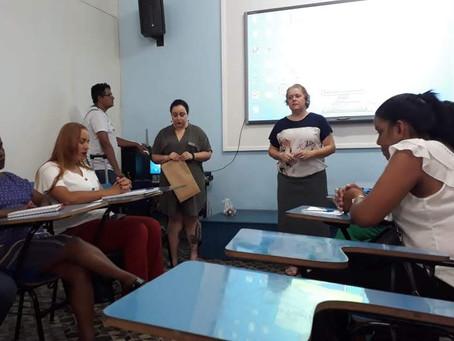 WORKSHOP PARA OS PROFESSORES