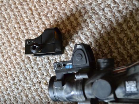 Mini Dot VS RMR Sight Review