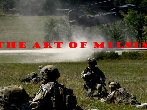 HOW TO: The Art of MILSIM